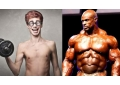 Because of steroids, fitness and bodybuilding became two melons on a vine!